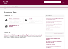kb.cmich.edu