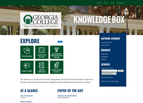 kb.gcsu.edu