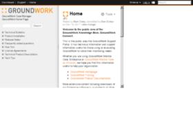 kb.groundworkopensource.com