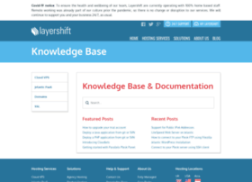 kb.layershift.com