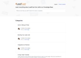 kb.leadfuze.com