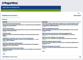 kb.roguewave.com