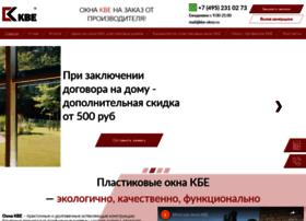 kbe-okno.ru