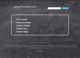kbgolfoutlet.com