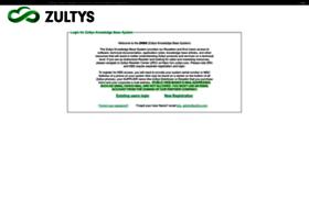 kbs.zultys.com