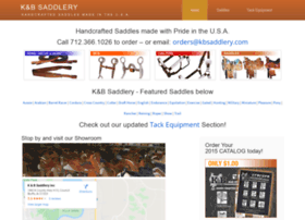 kbsaddlery.com