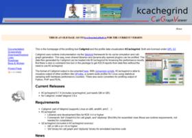 kcachegrind.sourceforge.net