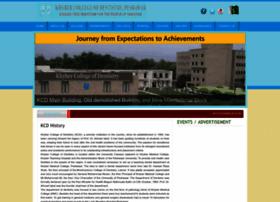 kcd.edu.pk