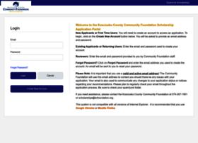 kcfoundationscholarships.communityforce.com