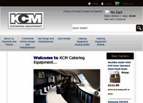kcm-catering-equipment.co.uk
