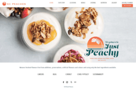 kcpeaches.com