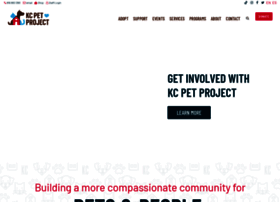 kcpetproject.org