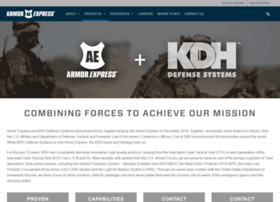 kdhdefensesystems.com