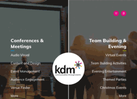 kdmevents.co.uk