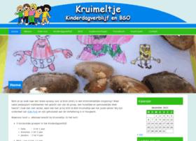 kdvkruimeltje.nl