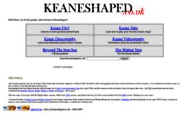 keaneshaped.co.uk