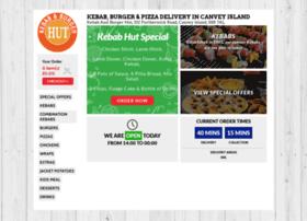 kebabandburgerhut.co.uk