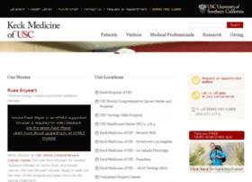 keckhospitalofusc.com