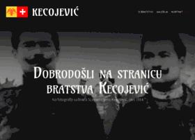 kecojevic.com