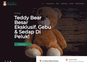 kedaiteddybear.com