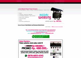 kedaiwebsite.com