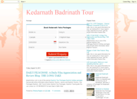 kedarnath-badrinath-tour-packages.blogspot.com