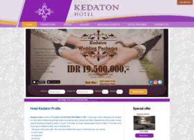 kedatonhotel.com