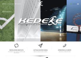 kedekedeporte.com