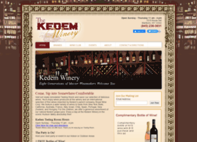 kedemwinery.com