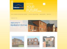 kedlestonhomes.co.uk