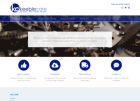 keebleagencies.co.uk