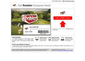 keebler.couponrocker.com