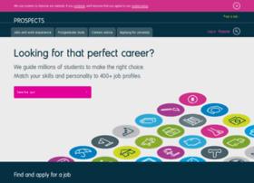 keele.prospects.ac.uk