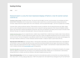 keeleyritchey.wordpress.com