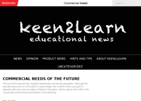 keen2learn.co.uk