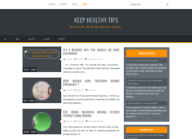 keep-healthytips.blogspot.com