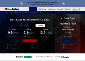 keepcalling.com