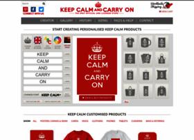 keepcalmandcarryon.com