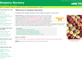 keepers-nursery.co.uk