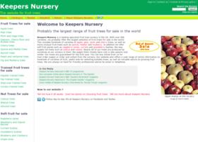 keepers-nursery.co.uk
