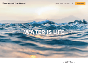 keepersofthewater.ca
