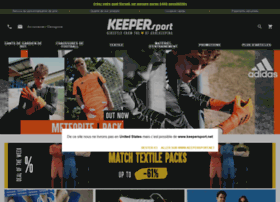 keepersport.fr