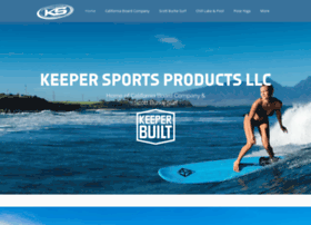 keepersportsproducts.com