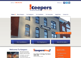 keepersstaffing.com