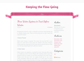keeping-the-flow-going.weebly.com