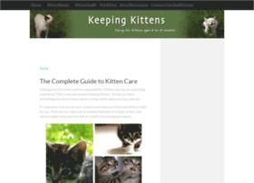 keepingkittens.com