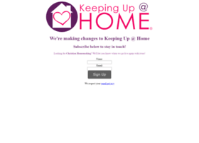 keepingupathome.com