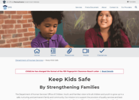 keepkidssafe.pa.gov