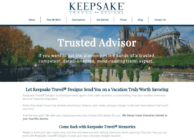 keepsaketravel.com