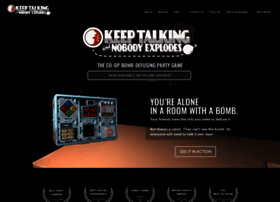 keeptalkinggame.com